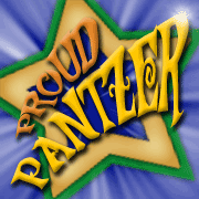 Proud Pantzer Badge