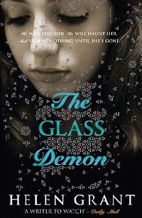 The Glass Demon - book cover